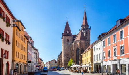 Ansbach, Franken