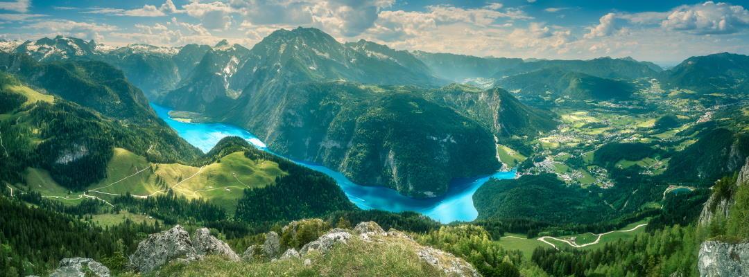 Urlaub im Bayerischen Alpen