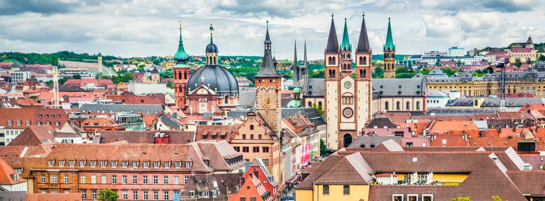 Urlaub in Würzburg