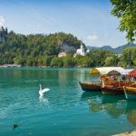 Bled, Slowenien