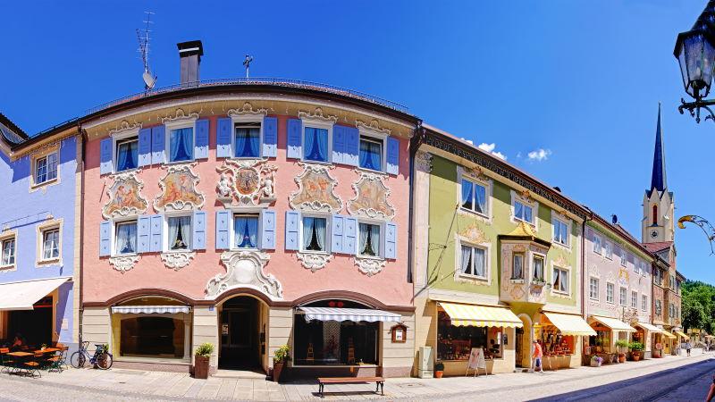 Garmisch-Partenkirchen, Bayern