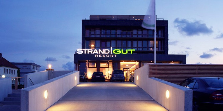 Hotel StrandGut - St. Peter Ording