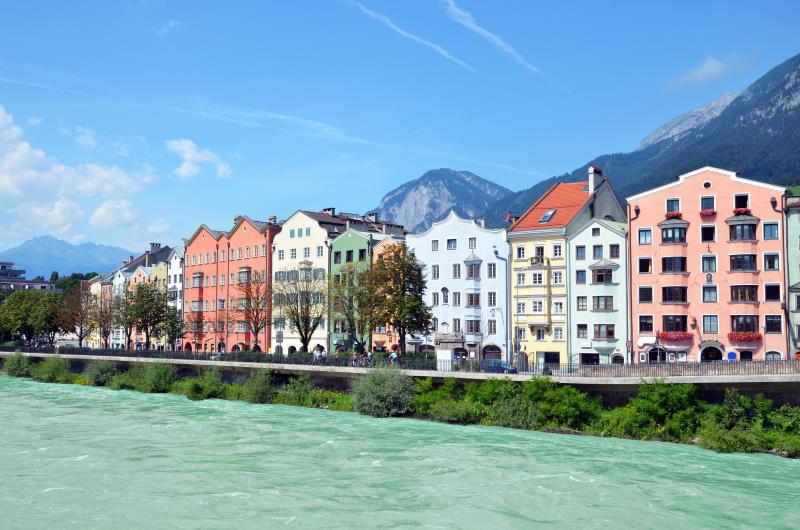 Innsbruck, Österreich