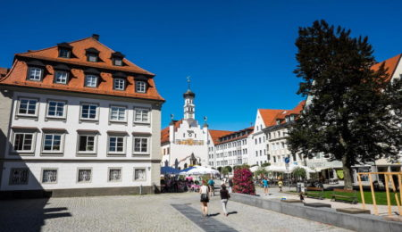 Urlaub in Kempten im Allgäu