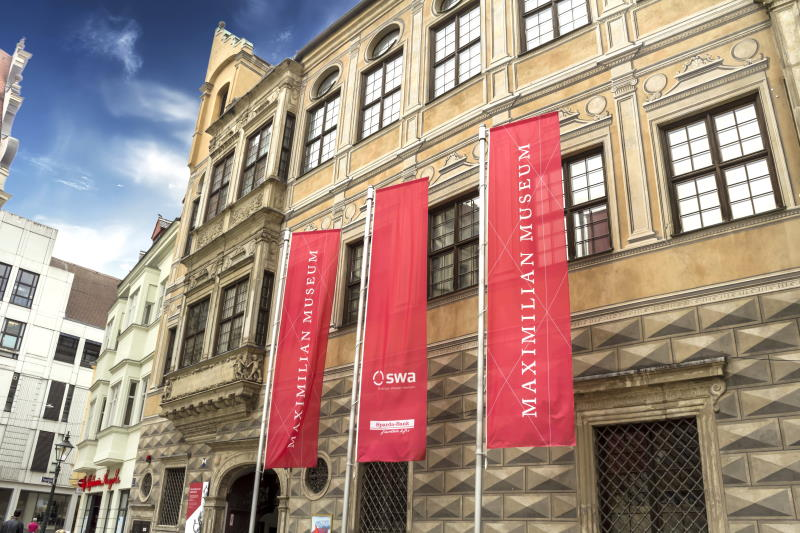 Maximilian Museum Augsburg