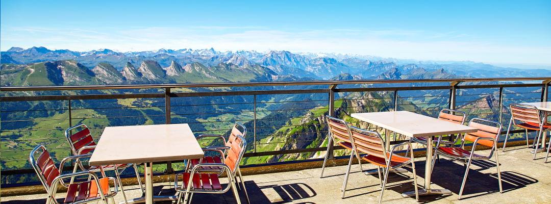 Urlaub im Appenzellerland