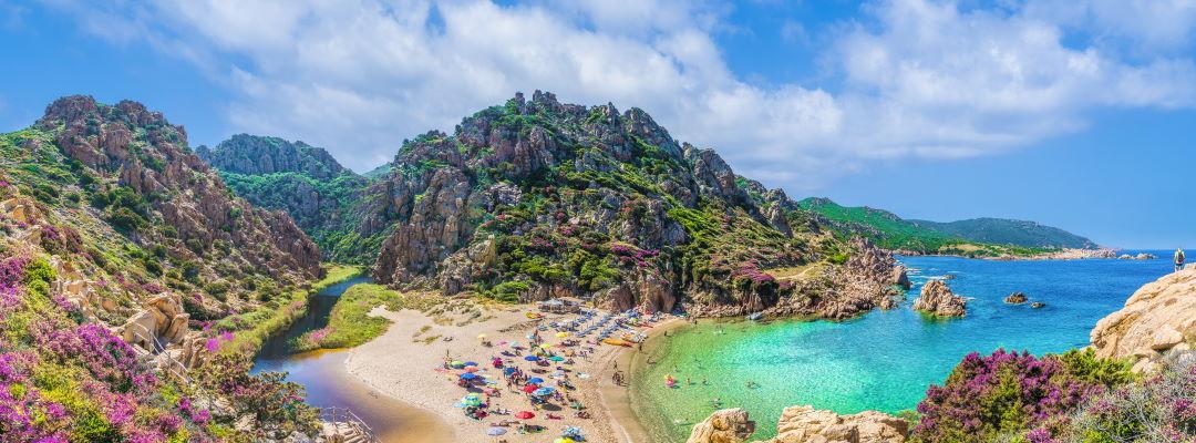 Urlaub in Sardinien