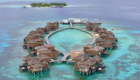 Jumeirah Dhevanafushi Malediven