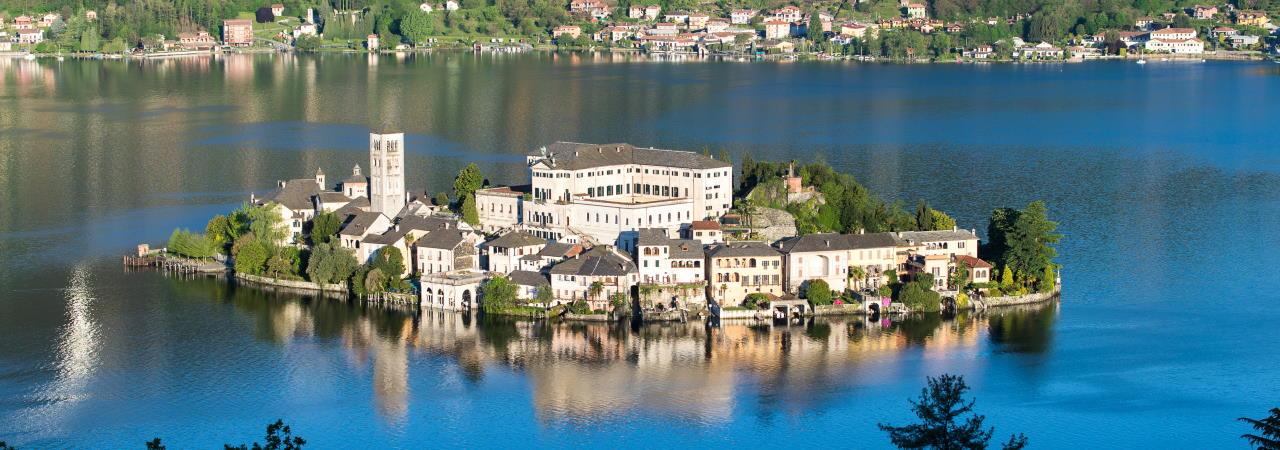 Ortasee, Italien