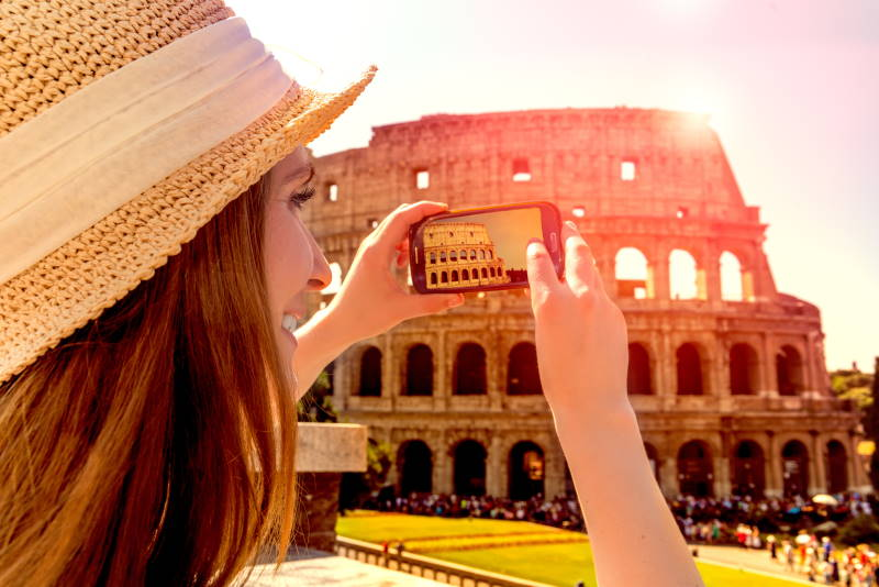 Städtereise Europa