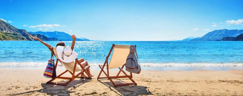 Strandurlaub Europa
