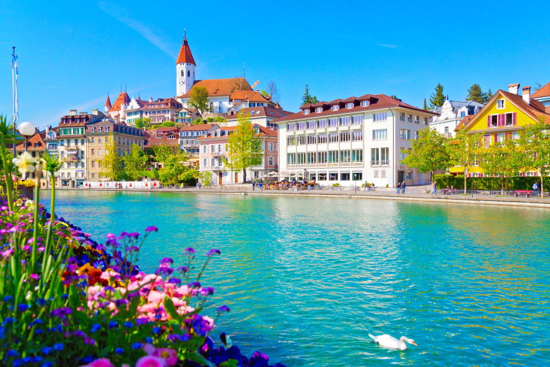 Thun, Berner Oberland