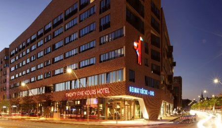 25hours Hamburg Hafencity