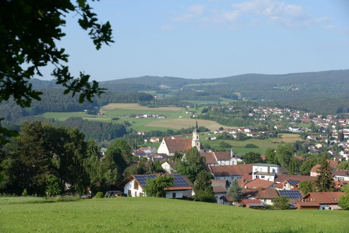 Viechtach, Bayerischer Wald