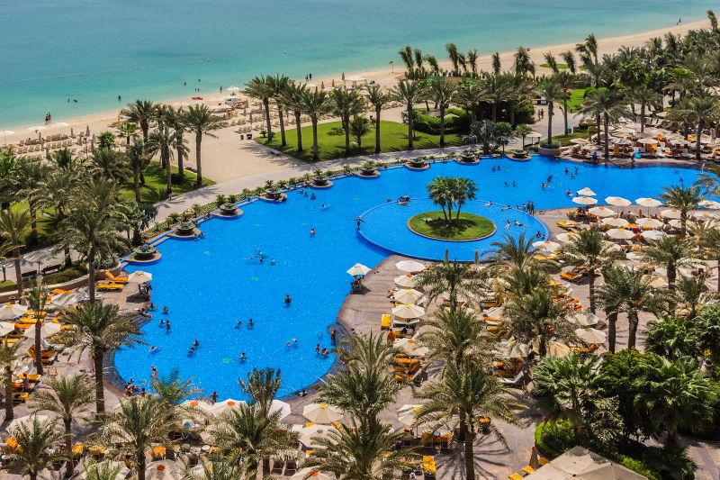 Atlantis The Palm Pool
