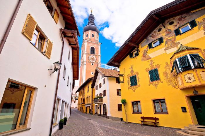 Kastelruth, Südtirol