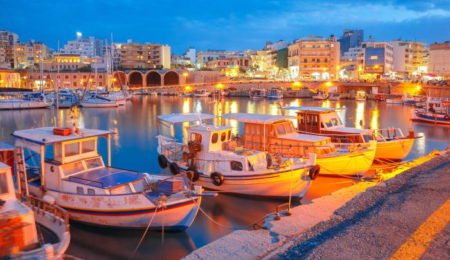 Iraklion, Kreta