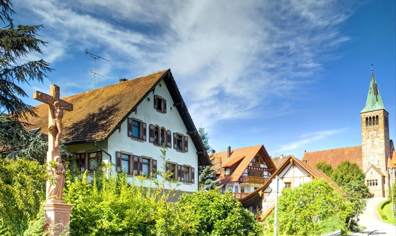 Oberkirch, Schwarzwald