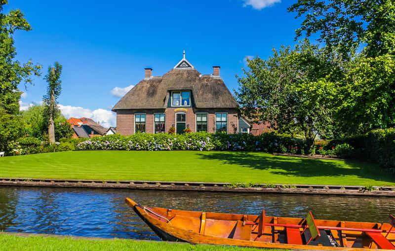 Giethoorn, Niederlande