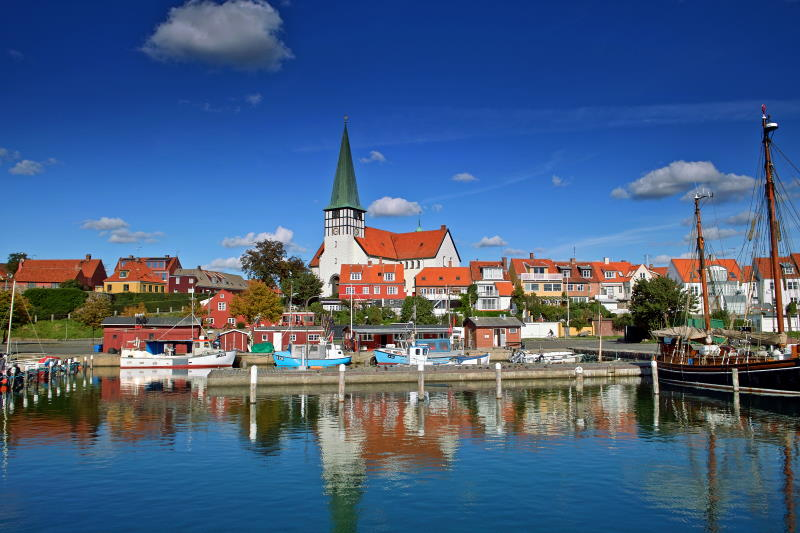 Rønne, Bornholm, Dänemark