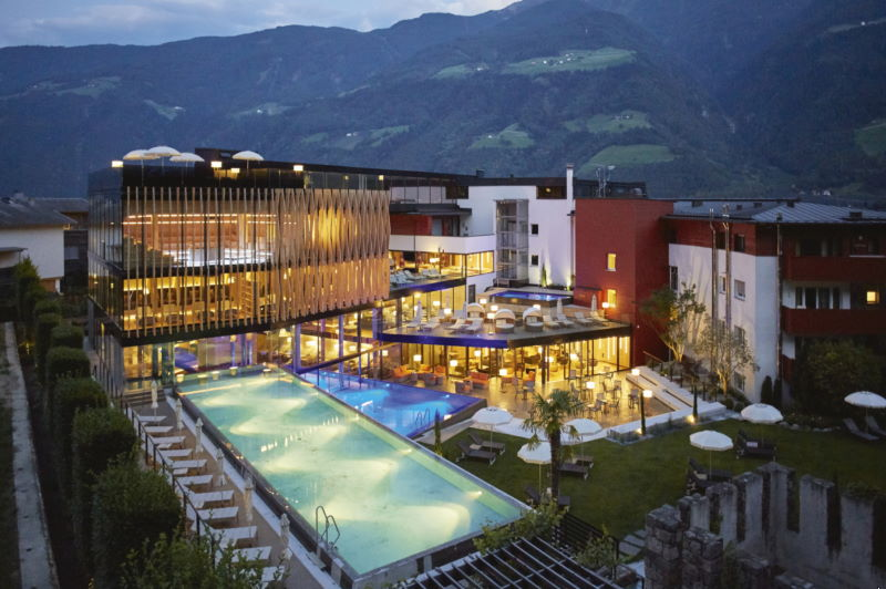 Hotel Lindenhof in Naturns
