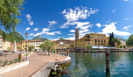 Riva del Garda, Gardasee