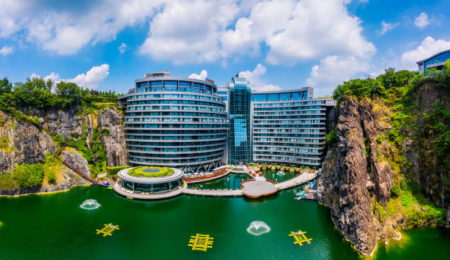 Shimano Shenkeng Intercontinental Hotel
