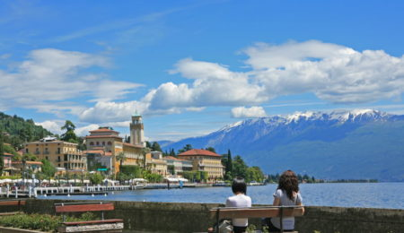 Gardone Riviera, Gardasee