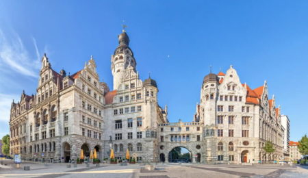 Leipzig, Sachsen