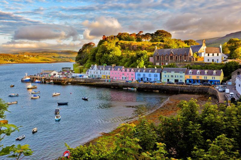 Poetree, Schottland