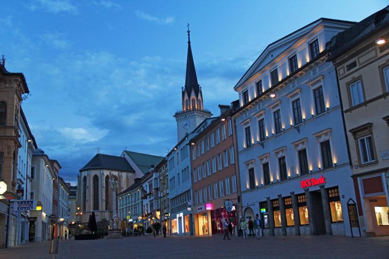 Villach, Österreich