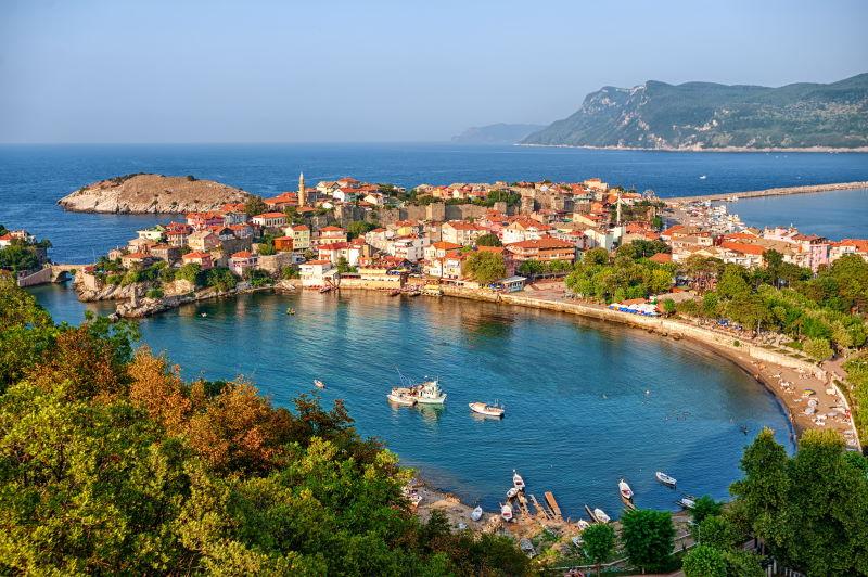 Amasra, Türkei