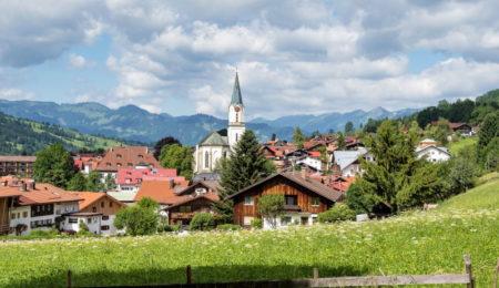 Bad Hindelang, Allgäu