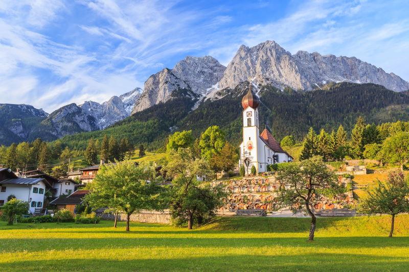 Grainau, Bayerische Alpen