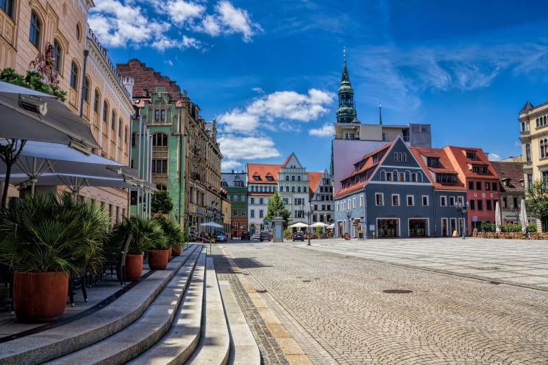 Zwickau, Sachsen
