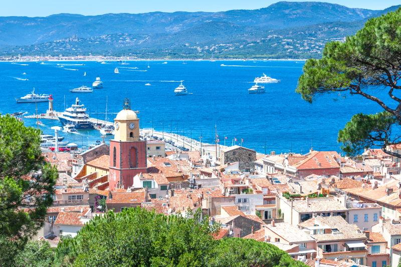 Urlaub in Saint-Tropez
